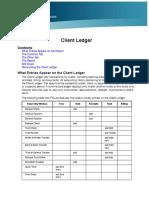 Client Ledger v 10
