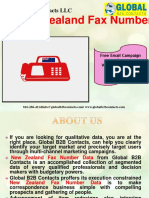 New Zealand Fax Number Data.pptx
