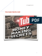 YOUTUBE NICHE LIST.pdf