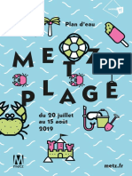 Programme - Metz Plage 2019