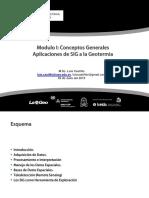 Aplicación del SIG a La Geotermia