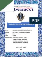 ADMINISTRACION ENDOVENOSA.docx