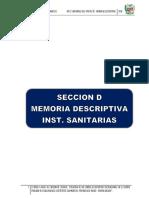 MEMORIA DESCRIPTIVA SANITARIAS.docx