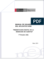 Manual Firma Digital - I Trimestre 2019