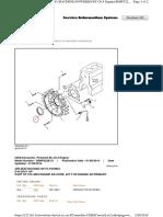Sensor GP Flywheel 320D Red