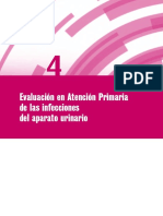 Evaluacion en Atencion Primaria de Las Infecciones