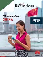 5G Innovation China