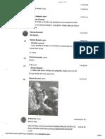 Extracto del chat del gobierno en Telegram