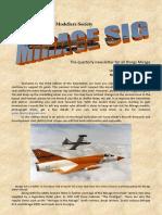 Issue 3 Mirage SIG Newsletter