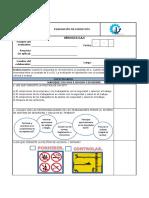 FO-SG-14  Evaluación de la inducción 2019