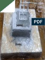 Reinforced Concrete Pedestal