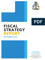 Bahamas Fiscal Strategy Report November 2018