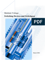 Dispositivos switching - switchgear