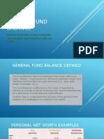 Buffalo Comptroller Fund Balance Presentation