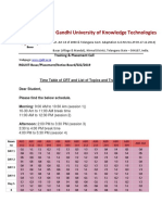 Final Timetable of CRT 04-07-2019 PDF