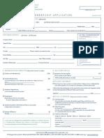 Ima Membership Application