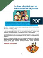 Diversidad cultural y lingüística en las relaciones interculturales de los pueblos1.docx