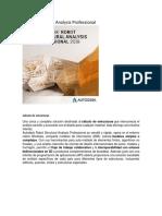 Robot Structural Analysis exposicion.docx