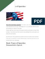 Basic Types of Speeches.docx