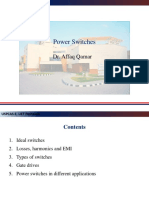 Lecture 2 Power Switches