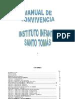 Manual de Convivencia Santo Tomas 2018 Final