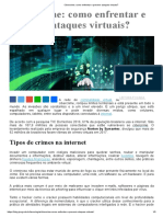 Cibercrime_ Como Enfrentar e Prevenir Ataques Virtuais