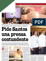 Novedades de Quintana Roo 8/Nov/2010