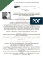 cv-david moore-2019 pdf2