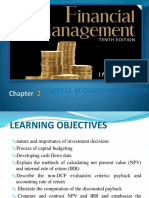 Capital Budgeting Introduction