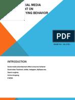 Marketing thesis