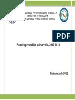 PLAN 2012-2018