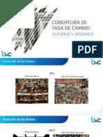 9 y 10 Oct - Coberturas Futuro y Opciones_TRM_bvc y Asocolflores
