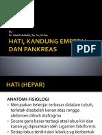 HATI, KANDUNG EMPEDU, DAN PANKREAS.pptx