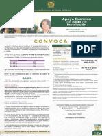Exención de Pago Pago de Inscripción Licenciatura