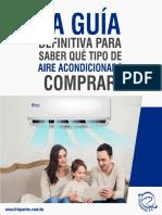 La Guia Para Saber Qué Tipo de AC Comprar - FRIOPARTES