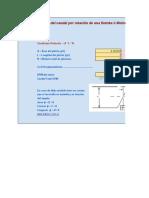 Cálculo Del Caudal Por Rotación de Una Bomba ó Motor de Pistones1.