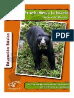 manual para entender la ecología del oso