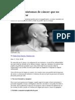11 posibles síntomas de cáncer que no debes ignorar.docx