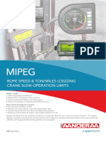 Mipeg Rope Speed d403
