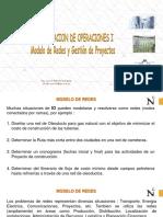 Teoria de Redes y Gestión de Proyectos