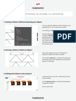 Editing Patterns