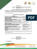ADENDA No. 2 - Ampliacin Plazo de Convocatoria y Modificacin de Cronograma