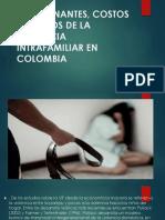 Determinantes, Costos y Efectos de La Violencia