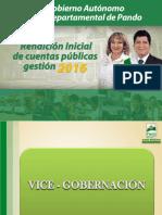 Vice gobernador