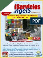Revista Repara Televisores Plasma Pantalla Plana