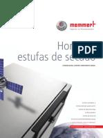 Catalogo Memmert