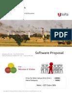 EBrickkiln Software Proposal