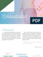 eBook Ciclagem de Carboidratos