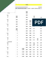 Accounts Excel