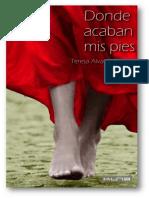 DONDE ACABAN MIS PIES